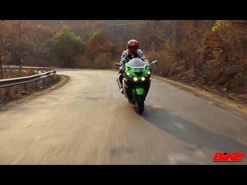 Kawasaki Ninja ZX 14R Bike India review