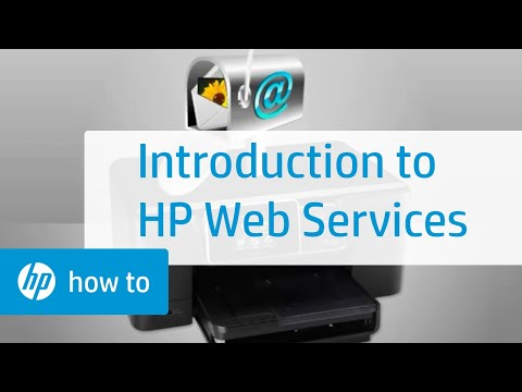 Introduction to HP Web Services