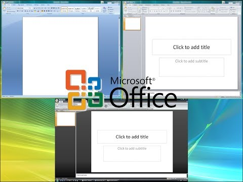 How To Change Color Scheme In Microsoft Office 2007/2010/13