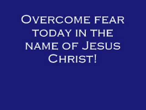What Is Fear - Cast Out Evil Spirit Of Fear Easily