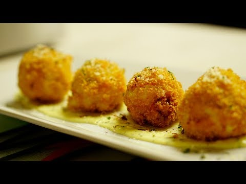 How to make Deep Fried Mac & Cheese