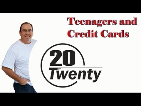 03 Teenagers and Credit Cards