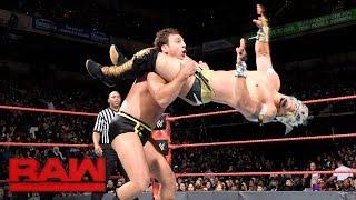 Kalisto vs. Drew Gulak: Raw, Oct. 30, 2017