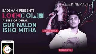 Mickey Singh & Monali Thakur - Gur Naal Ishq Mitha Audio + Lyrics