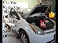 2004-2009 Prius Transmission Fluid Change with Valvoline Maxlife. Can it be Done???