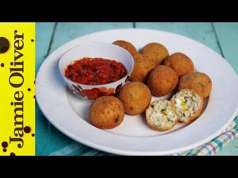 Classic Arancini Di Riso (Risotto Rice Balls) | Gennaro Contaldo