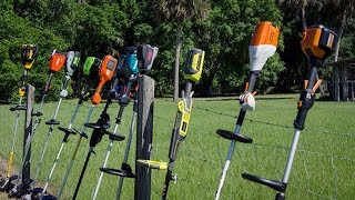 10 Best Cordless String Trimmers | Cordless String Trimmers Review 2019