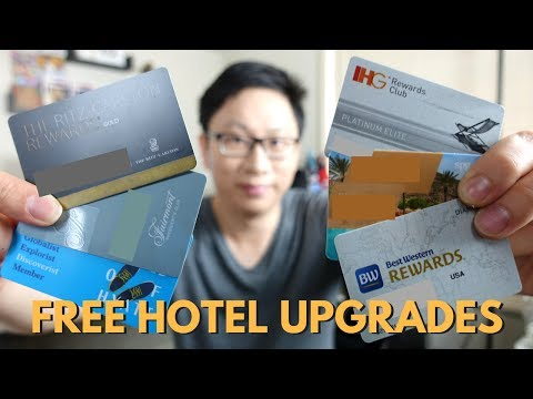 5 Tips to Get FREE Hotel Upgrades