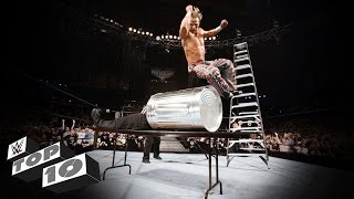 Insane Ladder Leaps: WWE Top 10