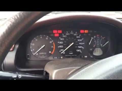 1993 Honda Accord EX Broken Timing Belt
