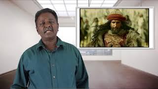 Padmavat Movie Review   Ranveer Singh, Shahid Kapoor,Deepika Padukone   Tamil Talkies