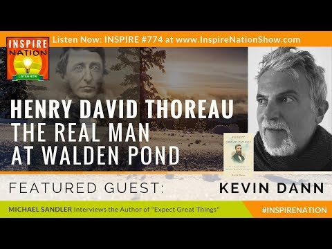 🌟 HENRY DAVID THOREAU: The Truth about the Mystical Man @ Walden Pond & Life Mission | Kevin Dann
