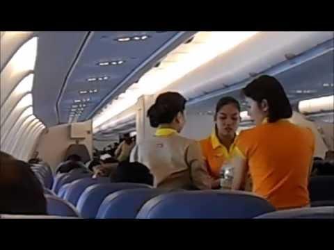 Cebu Pacific Air A330-300 Experience 5J 8564 Cebu to Manila