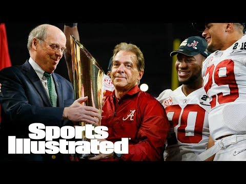 Nick Saban And SEC Need To Change Their Transfer Rules | SI NOW | Sports Illustrated