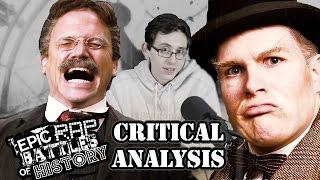 [Critical Analysis] Theodore Roosevelt vs Winston Churchill. Epic Rap Battles of History
