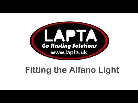 Fitting The Alfano Light From Lapta.uk