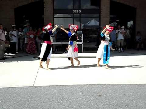 ECU HSA dance.AVI
