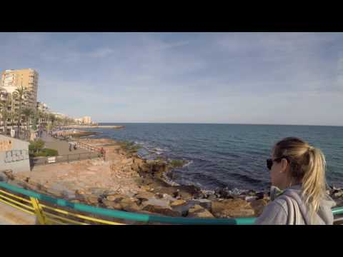 [GOPRO5] Birthday Trip to SPAIN - ALGORFA