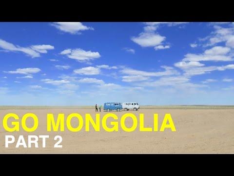 Go Mongolia Part 2: Mud Pies and Camel's Milk | White Stupa | Tsagaan Suvarga | Gobi Desert