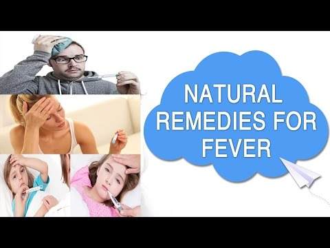 Home Remedy For Fever | How to Reduce a Fever Without Medication | Bukhar Kam Karne ka Tarika