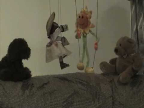 Cute Puppets Teach You How To Make $$ Money $$ Online FREE :)