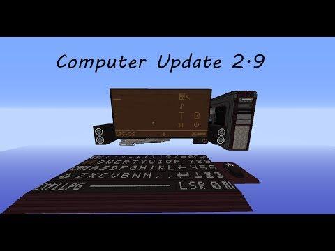 Computer Update 2.9