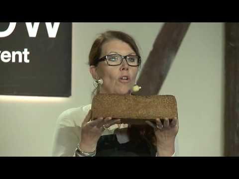Go and bake bread | Trine Hahnemann | TEDxKrakow