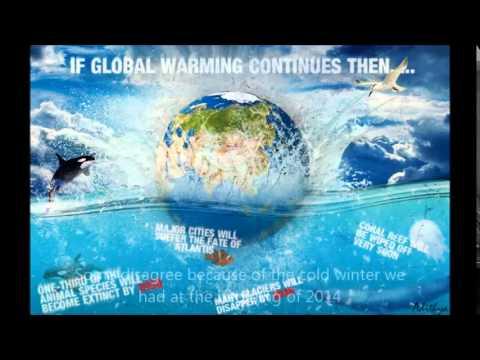 Global warming photo essay