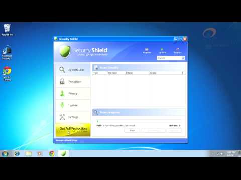 Protect yourself from rogue anti-virus software