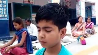कपालभांति प्राणायाम - योग प्रचारक कंवरलाल चित्तोडगढ