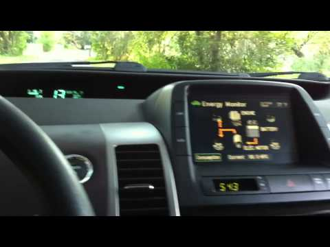 Toyota Prius 100MPG Drive On Full ELECTRIC Mode | 2005 2006 2007 2008 2009 Generation 2 Prius