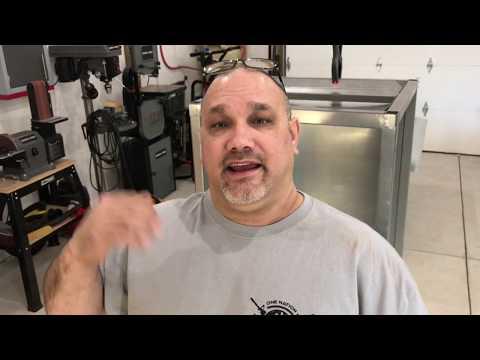 DIY Powder Coat Oven Part 2