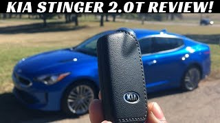 Download Is the base model Kia Stinger even any good?! Video