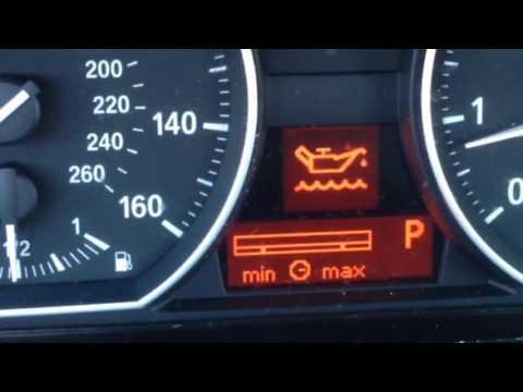 How To Check The Engine Oil Level On A BMW E70 E90 E92 E87 E88 M3 M5 E65 E83 E85