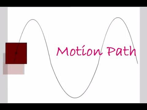 flash motion path tutorial(adobe flash professional CS5)