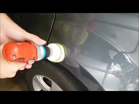 how to remove scratches in car paint
