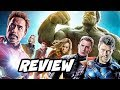 Captain Marvel Avengers Trailer Early Review NO SPOILERS
