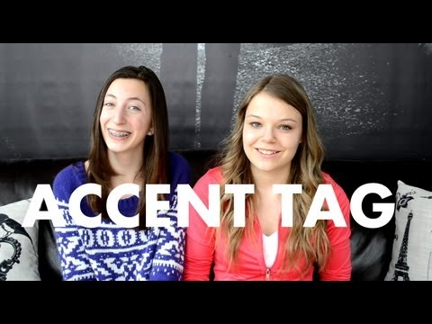 ACCENT TAG! Québec (French Canadians)