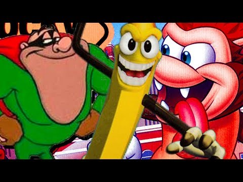 10 Incredibly Lame 90's Mascots That Time Tried To Forget