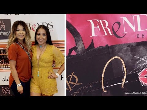 The Makeup Show VLOG | DALLAS TX 2017