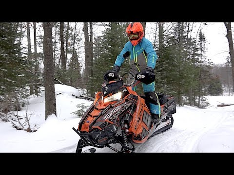 Polaris RMK AXYS Turbo clutching and bogging, Skidoo Rev carb issue!
