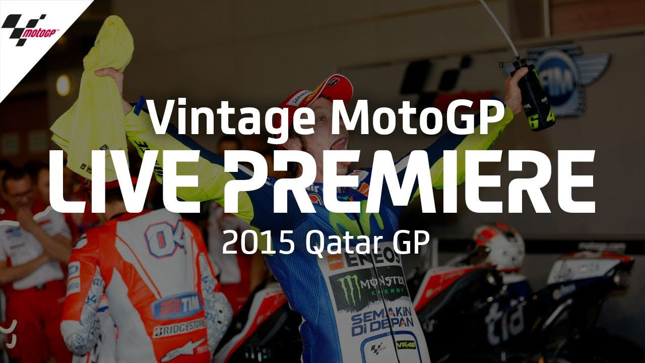 2015 #QatarGP | Vintage MotoGP™