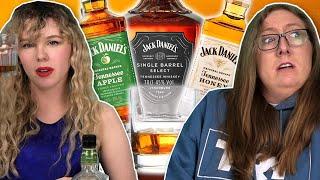 Irish People Try More Jack Daniel's Whiskey