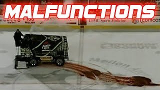 Craziest Equipment Malfunctions in Sports History (US)