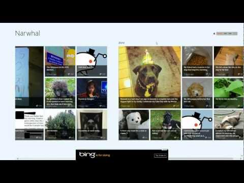 Narwhal [Reddit] for Windows 8 Review