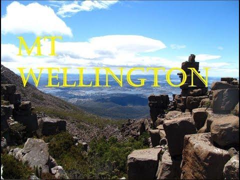 Mt Wellington - Walk 1