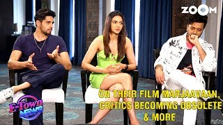 Sidharth, Rakul & Riteish on their film Marjaavaan, critics, inflated box-office numbers and more