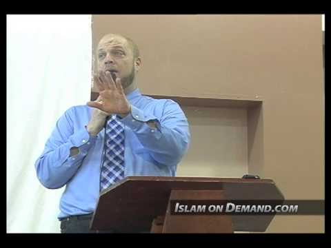 Deen Over Desire: Building the Islamic Identity - By Suhaib Webb