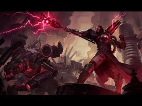League of Legends   Creator Viktor [Skin-Spotlight]