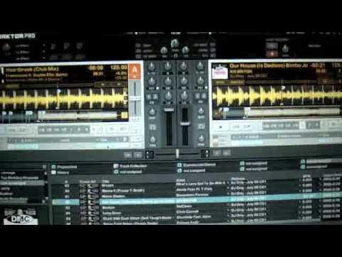 Recording in Traktor Pro / Traktor Scratch Pro then convert to MP3
